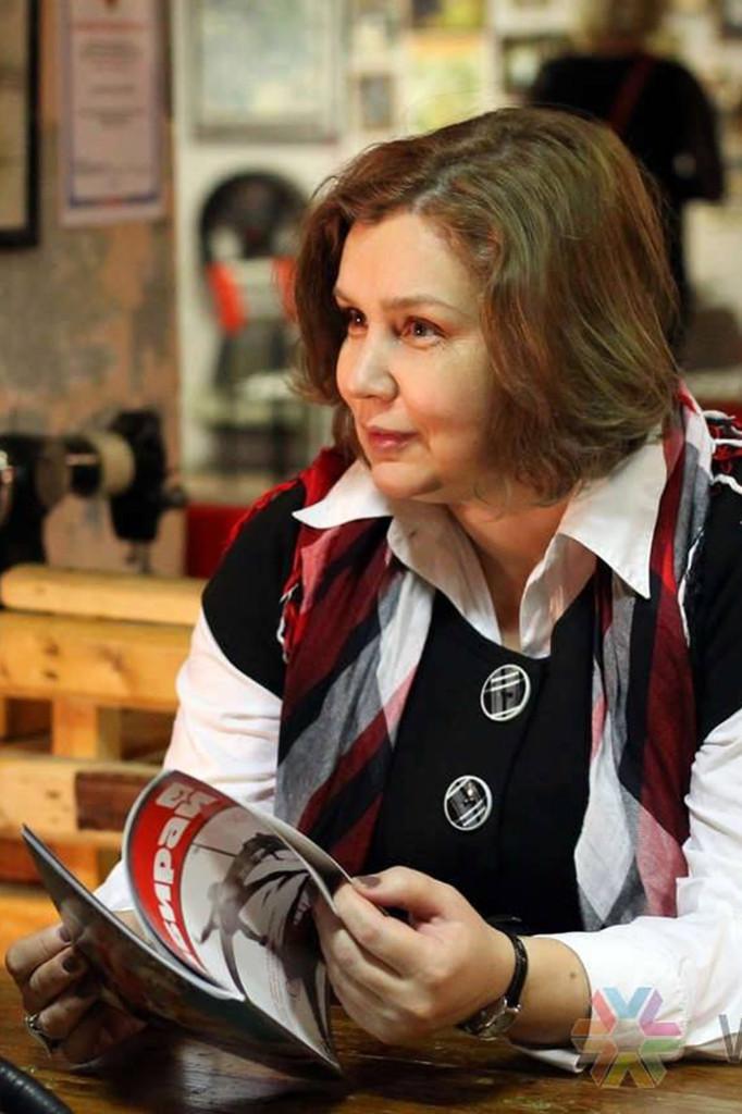 Яна Глембоцкая