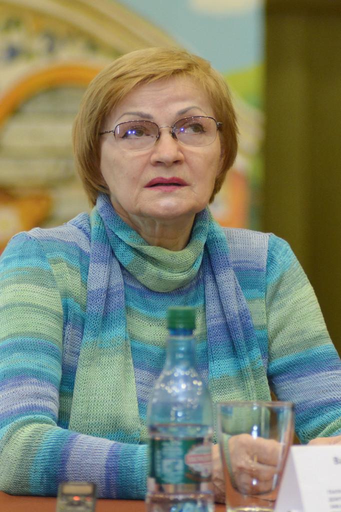 Валентина Головчинер