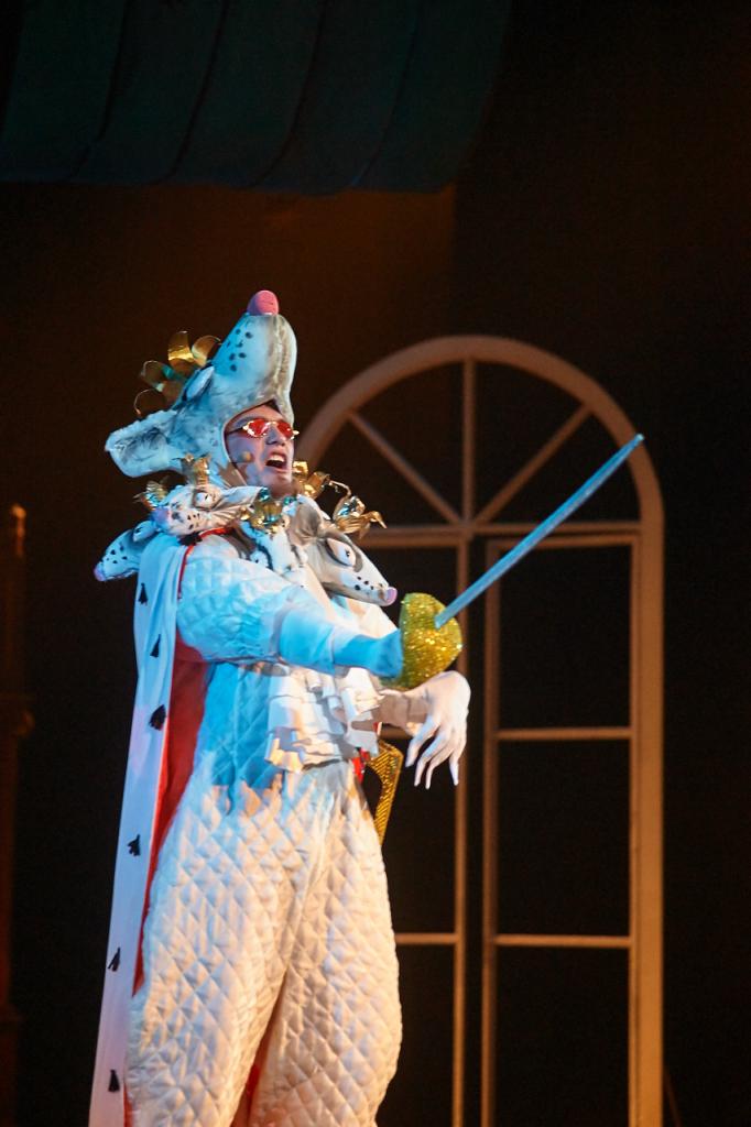Мышиный король — Александр Коцубенко