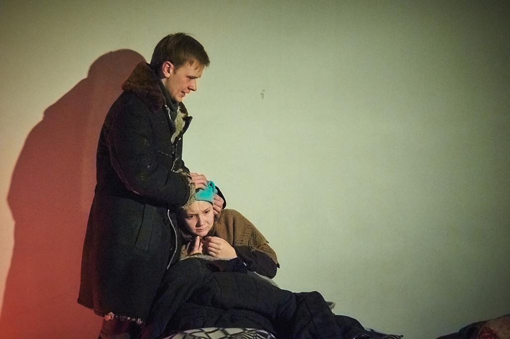 Марат — Андрей Потереба, Лика — Анастасия Лоскутова