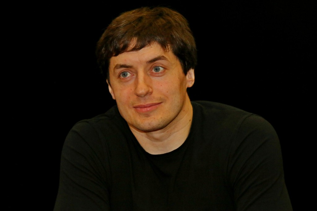 Хореограф Василий Лукьяненко