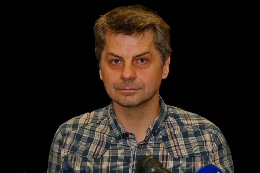 Художник Николай Чернышев